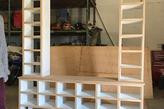 top, bottom and sides