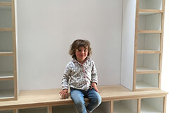 completed and with added beauty!