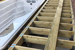 moving up from foundations
